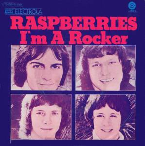 Cover - Raspberries: I'm A Rocker