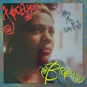 Cover - Jocelyn Brown: One From The Heart