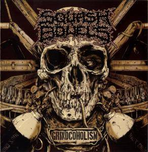 Squash Bowels: Grindcoholism - Cover