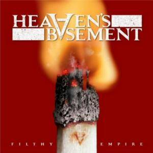 Heaven's Basement: Filthy Empire (CD + DVD) - Bild 1