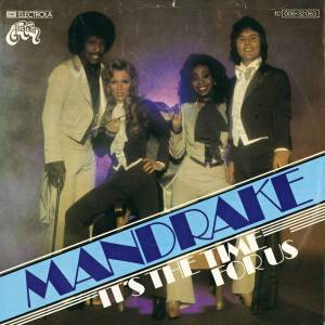 Cover - Mandrake: It's The Time For Us