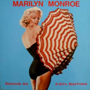 Marilyn Monroe: Diamonds Are A Girl's Best Friend (All Around Trading) - Cover