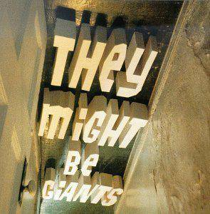 Cover - They Might Be Giants: Miscellaneous T