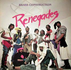 Cover - Brass Construction: Renegades