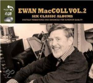 Cover - Ewan MacColl: Six Classic Albums Vol. 2