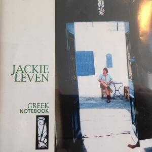 Jackie Leven: Greek Notebook - Cover