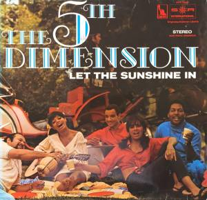 Cover - 5th Dimension, The: Let The Sunshine In