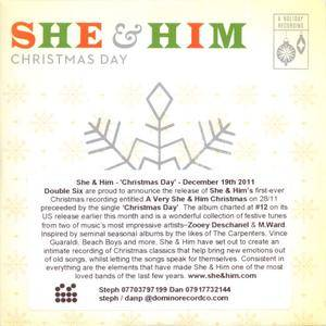 Cover - She & Him: Christmas Day