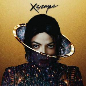 Michael Jackson: Xscape - Cover