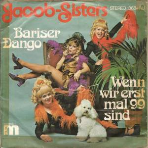 Cover - Jacob Sisters: Bariser Dango