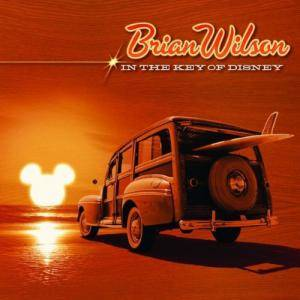Cover - Brian Wilson: In The Key Of Disney