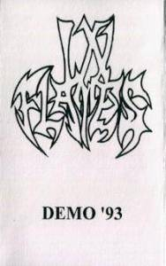 Cover - In Flames: Demo '93