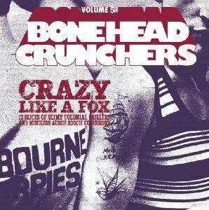 Cover - U Turn: Bonehead Crunchers Volume 5