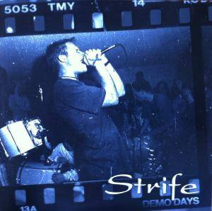 Cover - Strife: Demo Days