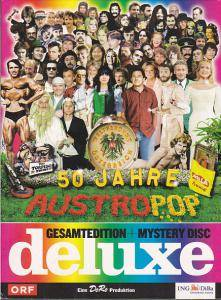 50 Jahre Austropop Deluxe - Gesamtedition Mystery Disc - Cover
