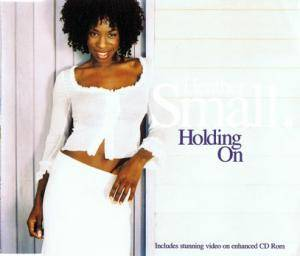 Cover - Heather Small: Holding On