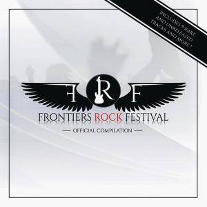 Cover - Place Vendome: Frontiers Rock Festival - Official Compilation