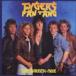 Tygers Of Pan Tang: The Wreck-Age (CD) - Bild 1