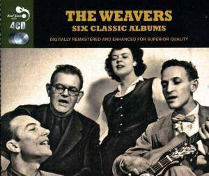 Cover - Weavers, The: Six Classic Albums