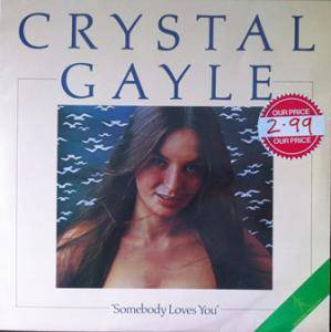 Cover - Crystal Gayle: Somebody Loves You
