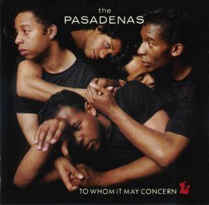 Cover - Pasadenas, The: To Whom It May Concern