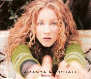 Cover - Amanda Marshall: Believe In You