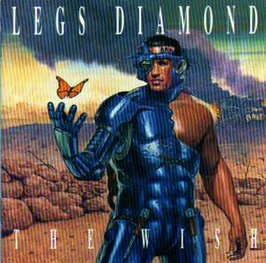 Cover - Legs Diamond: Wish, The