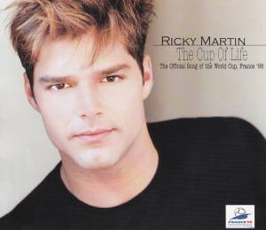 Cover - Ricky Martin: Cup Of Life, The