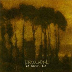 Primordial: Journey's End, A - Cover