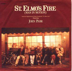 John Parr: St. Elmo's Fire (Man In Motion) - Cover