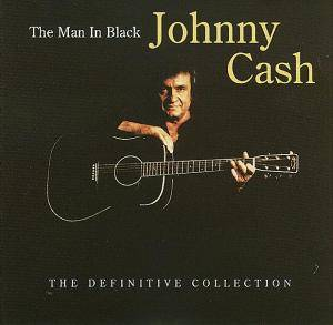 Johnny Cash: Man In Black - Cover