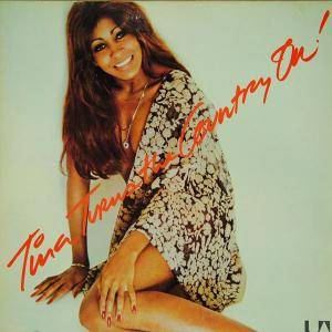 Tina Turner: Tina Turns The Country On - Cover