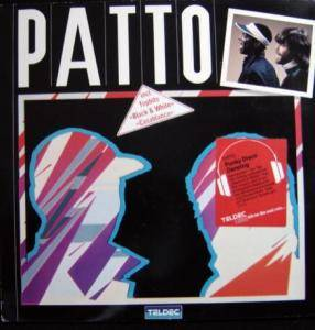 Patto: Patto - Cover