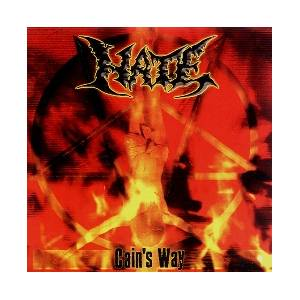 Hate: Cain's Way - Cover