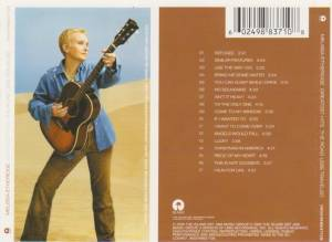 Melissa Etheridge: Greatest Hits: The Road Less Traveled (CD) - Bild 2