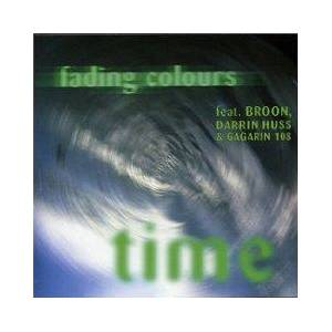 Cover - Fading Colours: Time