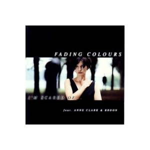 Cover - Fading Colours: I'm Scared Of...