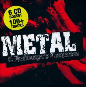 Cover - Mistress: Metal - A Headbanger's Companion