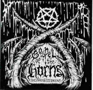 Gospel Of The Horns: Satanist's Dream, The - Cover