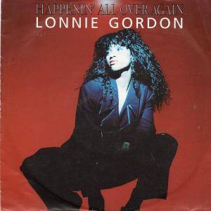 Cover - Lonnie Gordon: Happenin' All Over Again