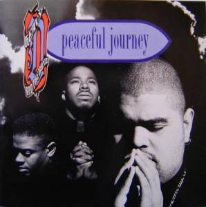 Cover - Heavy D. & The Boyz: Peaceful Journey