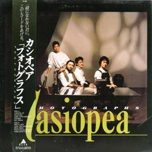 Cover - Casiopea: Photographs
