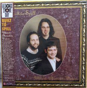 Cover - Built To Spill: Ultimate Alternative Wavers