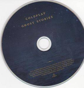 Coldplay: Ghost Stories (CD) - Bild 4