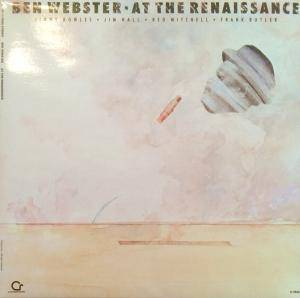 Ben Webster: At The Renaissance - Cover