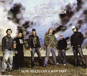 Cover - Raging Speedhorn: How Much Can A Man Take