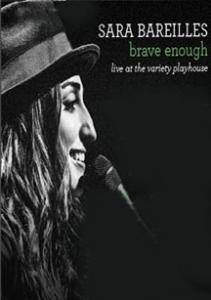 Cover - Sara Bareilles: Brave Enough - Live At The Variety Playhouse