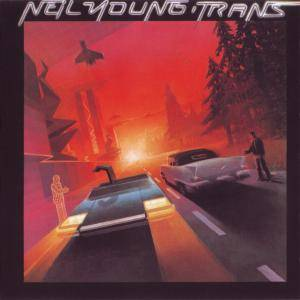 Neil Young: Trans - Cover