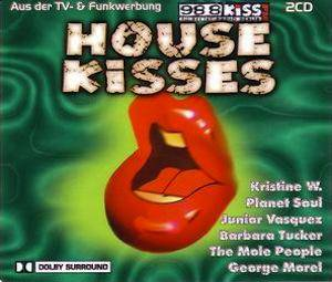 House Kisses - Cover