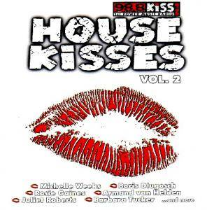 Cover - Boris Dlugosch Pres. Booom!: House Kisses Vol. 2